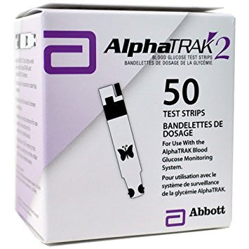 Alpha Trak 2 Test Strips