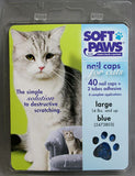 Soft Paws Nail Caps for Cats
