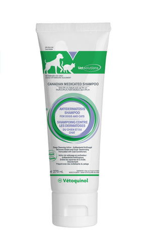 Vet Solutions Canadian Medicated Shampoo
