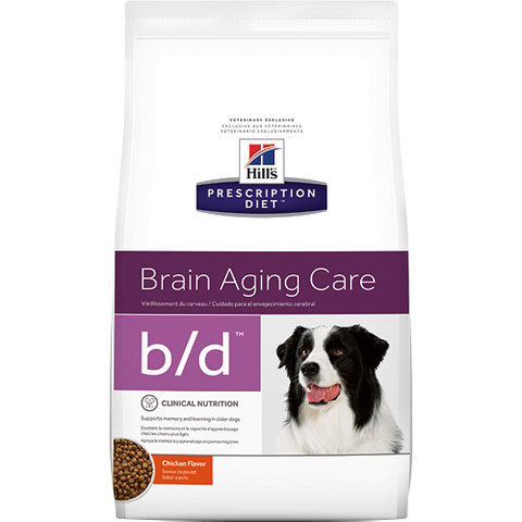 Hill's Canine b/d Brain Aging Care