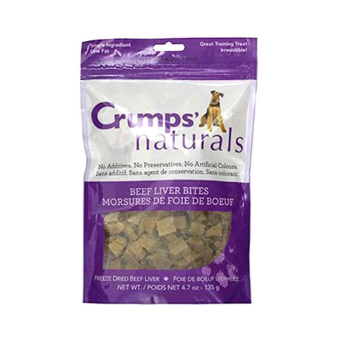 Crumps - Natural Liver Treats