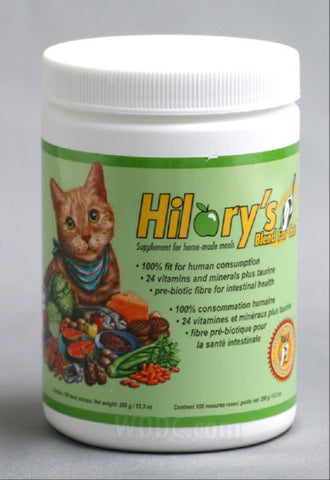 Hilary's Blend Meal Supplement For Cats