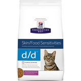 Hill's Prescription Diet Feline d/d - Skin/Food Sensitivities