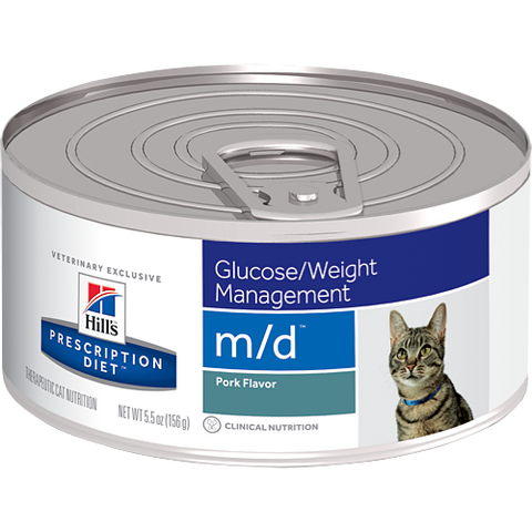 Hill's Feline Prescription Diet m/d - Case