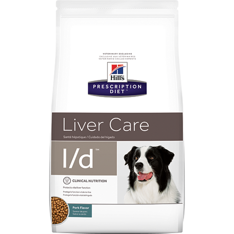 Hill's Canine L/D Hepatic Care