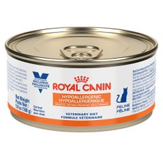 Royal Canin Feline Hypoallergenic Select Protein Can - Case