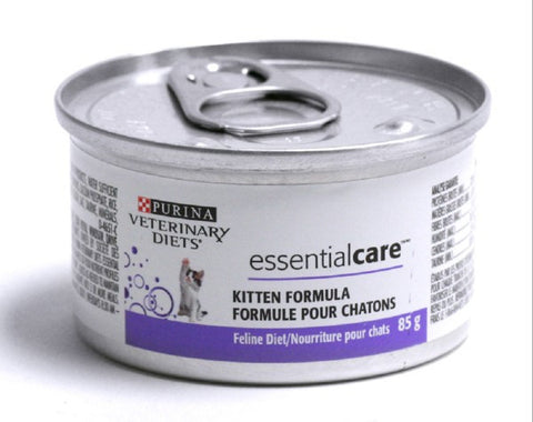 Feline Purina Essential Care Kitten Can - Case