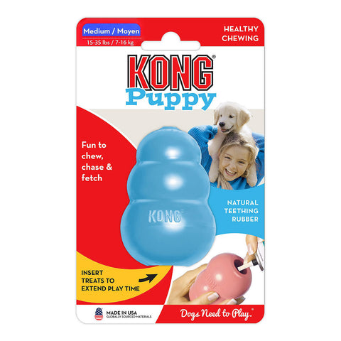 Toy Dog Kong Puppy Medium