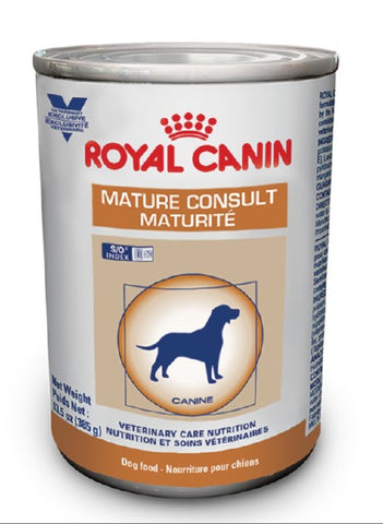 Royal Canin Canine Mature Consult Wet Food - Case