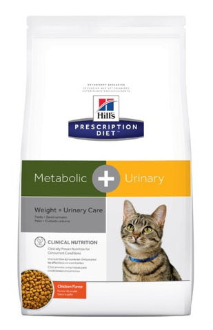Hills Feline Metabolic + Urinary - Chicken