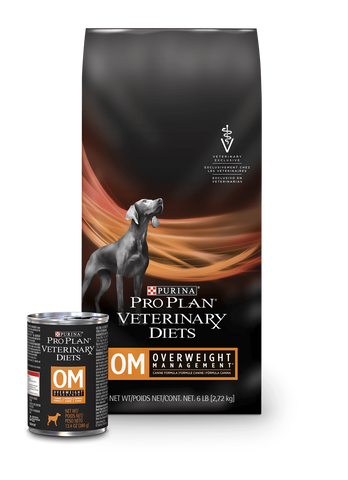 Canine PVD OM Weight Management