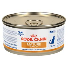 Royal Canin Feline Mature Consult Wet Food - Case