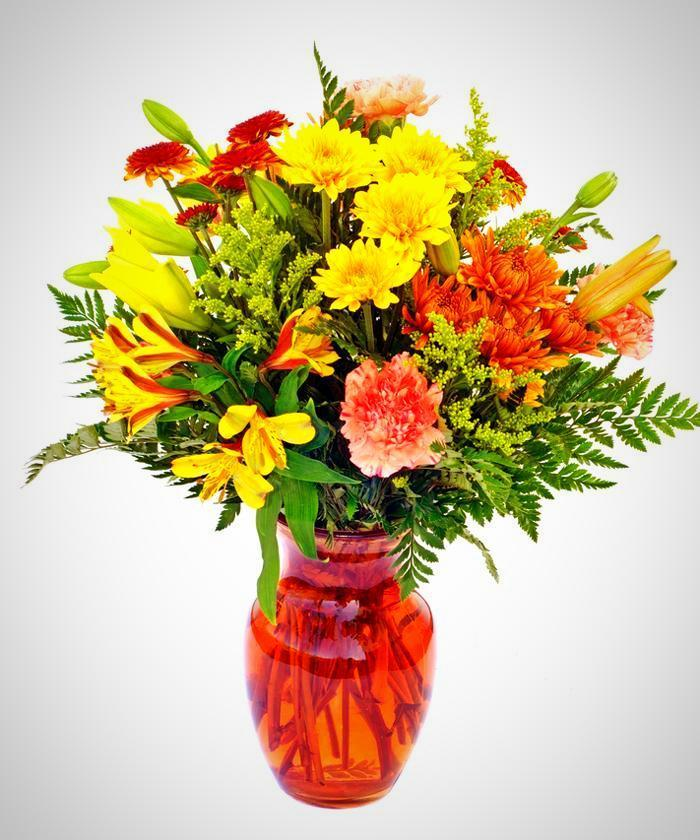 French Country Bouquet - Fineflora Flowers