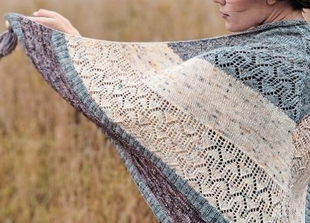 Bronte Sister Shawl - https://www.ravelry.com/patterns/library/bronte-sister-shawl