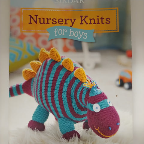 Nursery Knits for boys