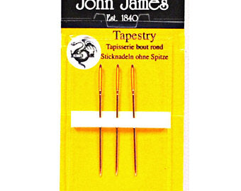 Cross Stitch Needles