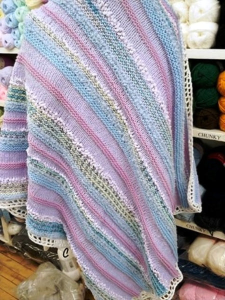 Touch & Feel Baby Blanket