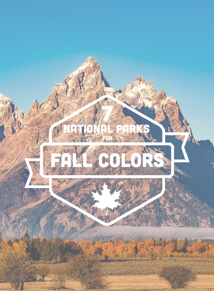 7 National Parks For The Best Fall Colors