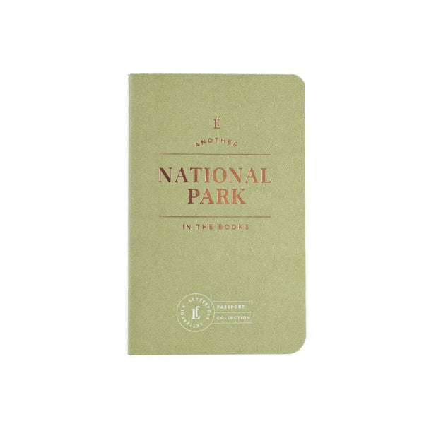 National Park Passport - National Park Life