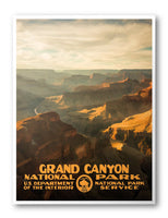 Grand Canyon National Park Poster - National Park Life