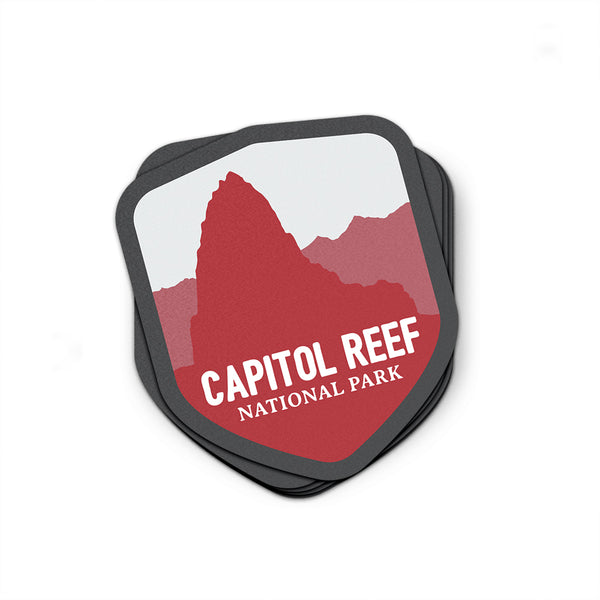 Capitol Reef National Park Sticker | National Park Decal - National Park Life