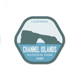 Channel Islands National Park Sticker | National Park Decal - National Park Life
