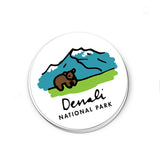 Denali National Park Sticker - National Park Life