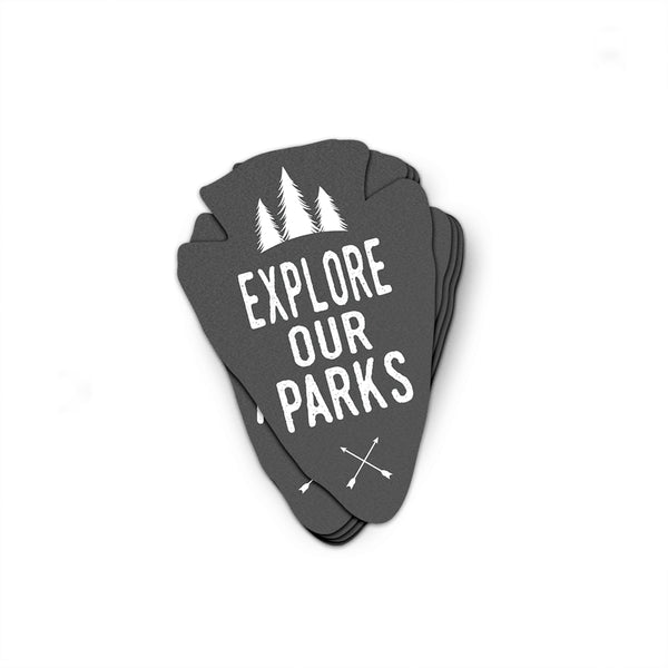 Explore Our Parks Sticker | National Park Sticker | National Park Decal - National Park Life