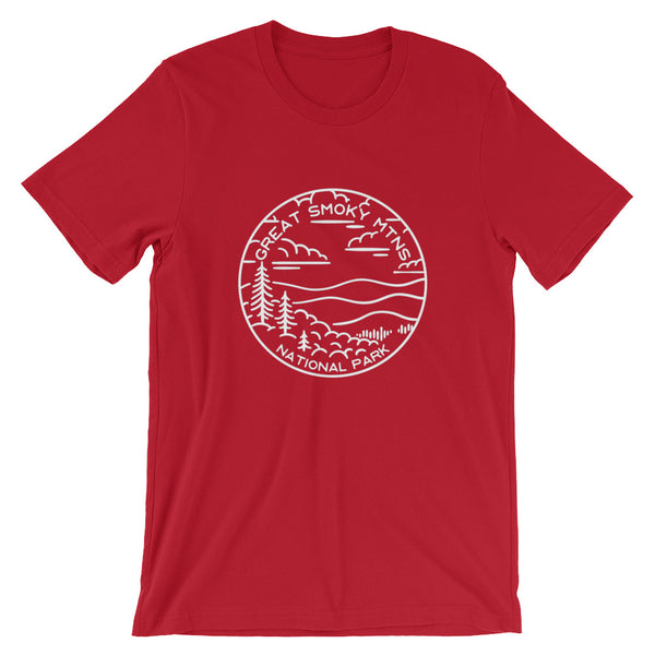 Great Smoky Mountains National Park Shirt - National Park Life
