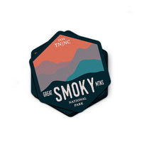 Great Smoky Mountains National Park Sticker - National Park Life
