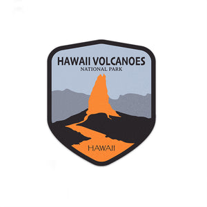 Hawaii Volcanoes National Park Sticker | National Park Decal - National Park Life