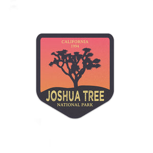 Joshua Tree National Park Sticker - National Park Life