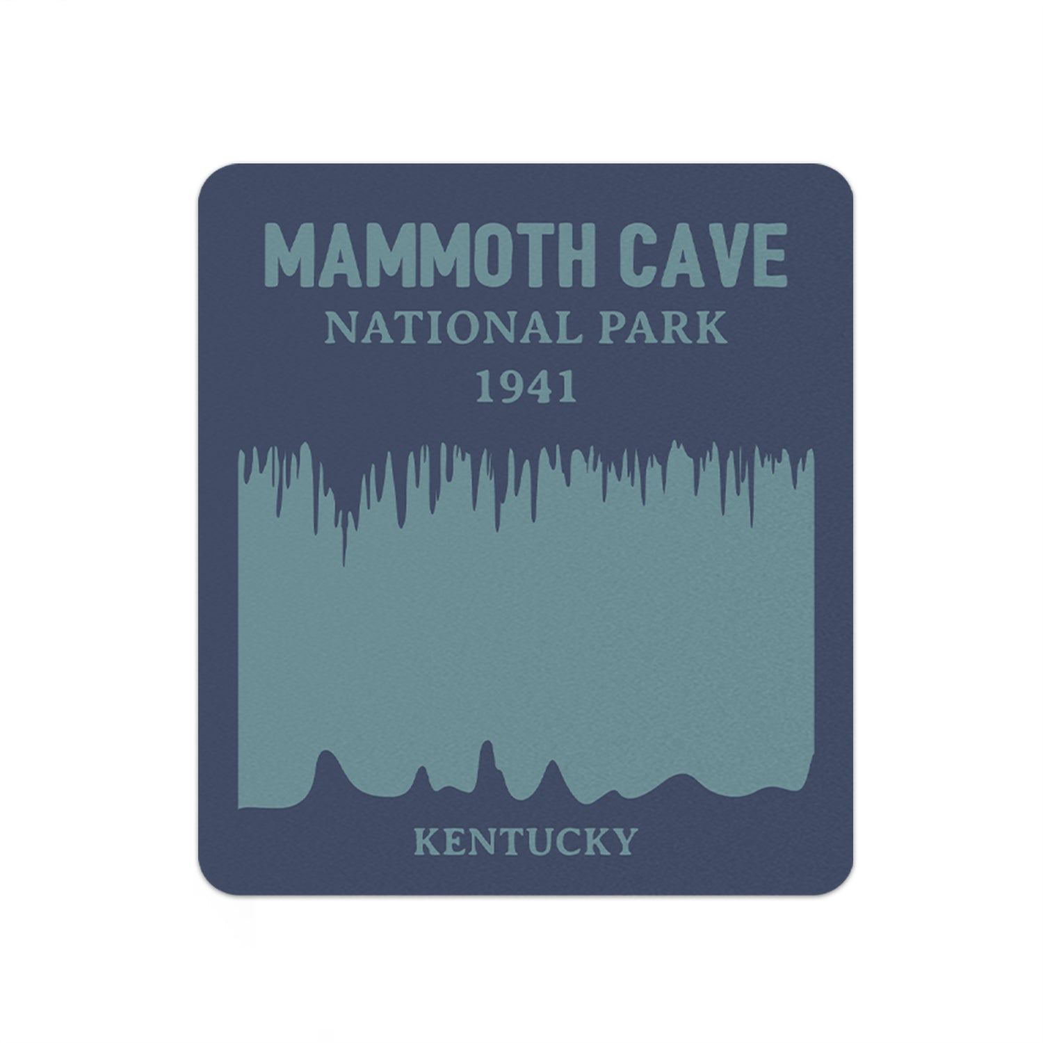 Mammoth Cave National Park Sticker | National Park Decal - National Park Life