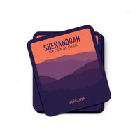 Shenandoah National Park Sticker | National Park Decal - National Park Life
