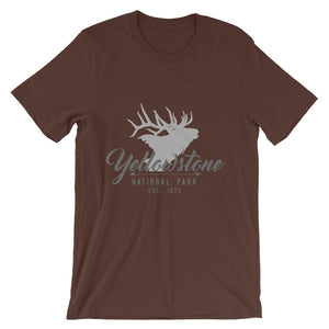 Yellowstone National Park T-Shirt - National Park Life