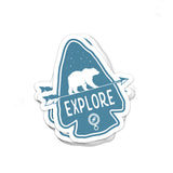 National Park Sticker | Explore Sticker | Decal - National Park Life