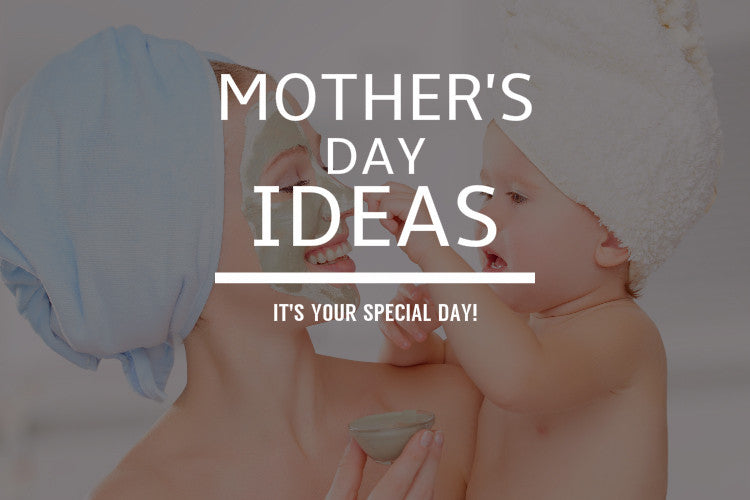 Black Twine Mother's Day Ideas