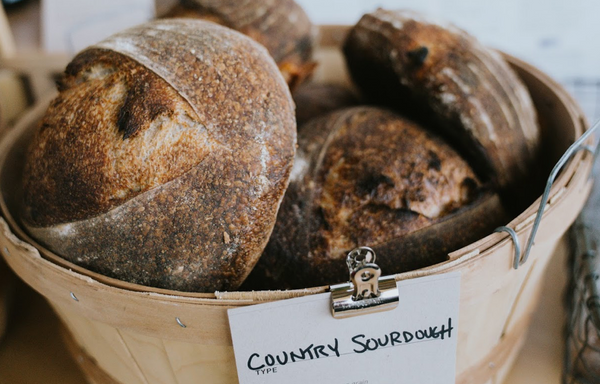 Rye Goods Bakery | Organic Sourdough Loaf