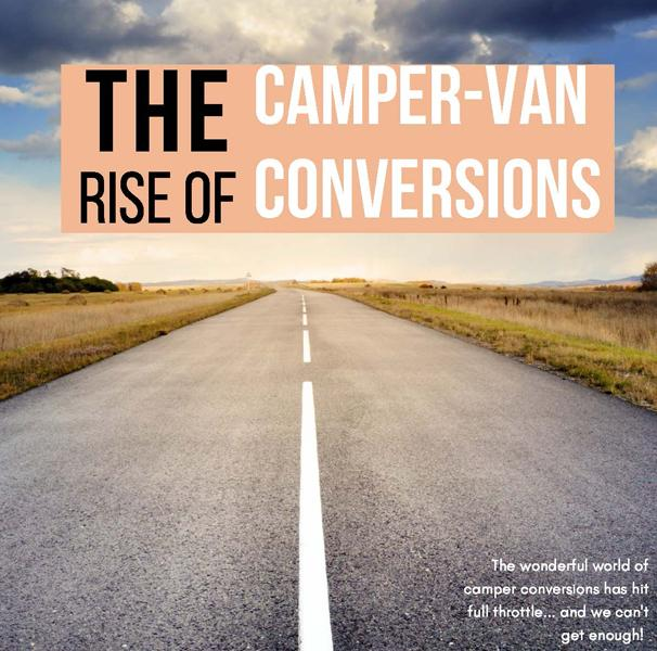 The Rise of the Campervan Conversion