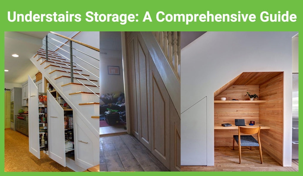 Building Under-Stair Storage: A Comprehensive Guide