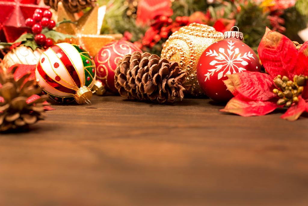 4 festive woodcraft ideas