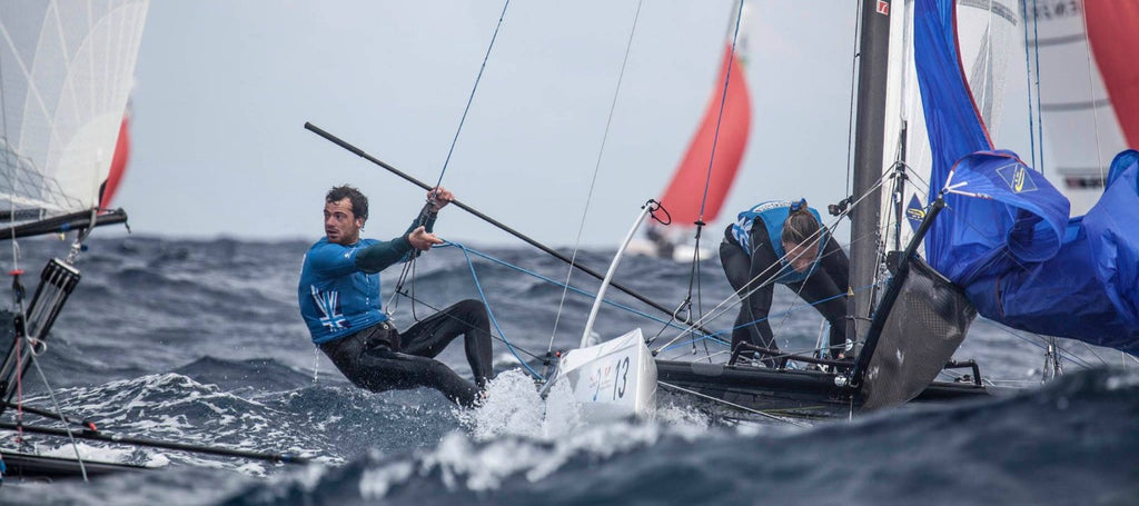 Eurofit become sponsors for sailor Tom Phipps