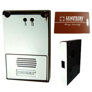 Armstrong Digital Concealed Cupboard / Drawer Lock
