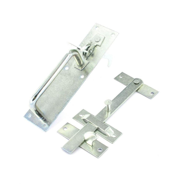 Suffolk Latch - 180mm - Zinc Plated - Eurofit Direct
