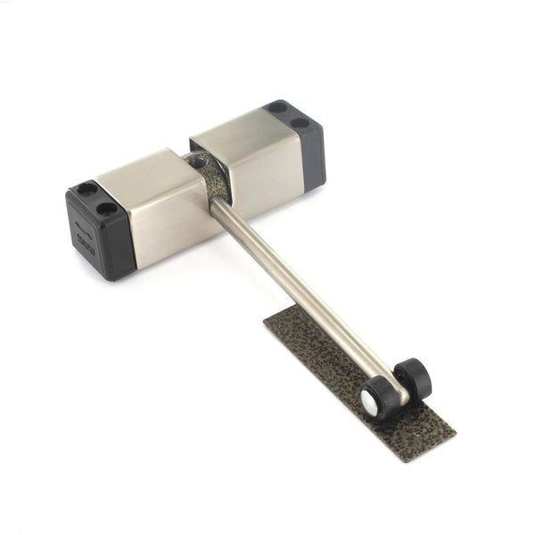 Surface Fix Door Closer - 100 x 150mm - Stainless Steel