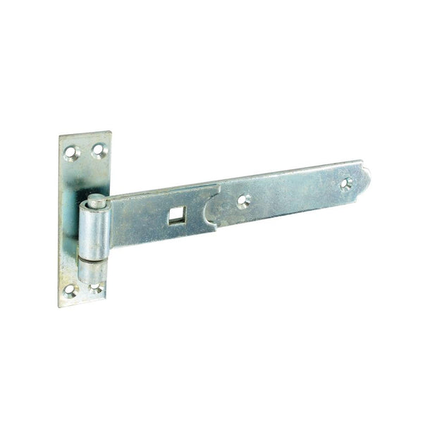 Band & Hook - Flat - 250mm - Galvanised - Eurofit Direct