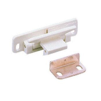 Lamp Lever Latch - White