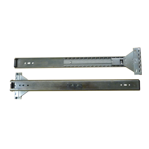 Eurofit 35mm Flipper Door Slide - Single Extension - Closed Length 350mm