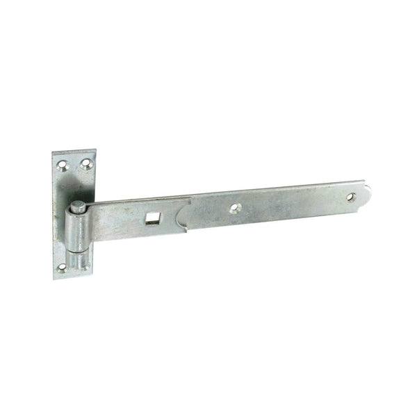 Band & Hook - Flat - 600mm - Galvanised - Eurofit Direct
