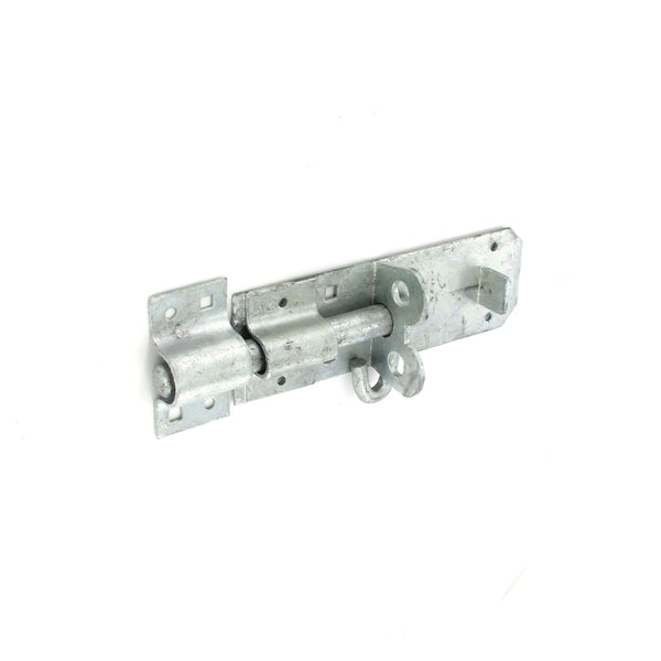 Heavy Brenton Padlock Bolt Length 178mm - Galvanised